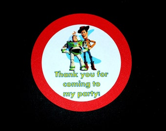 Disney Toy Story Favor Tags (12)