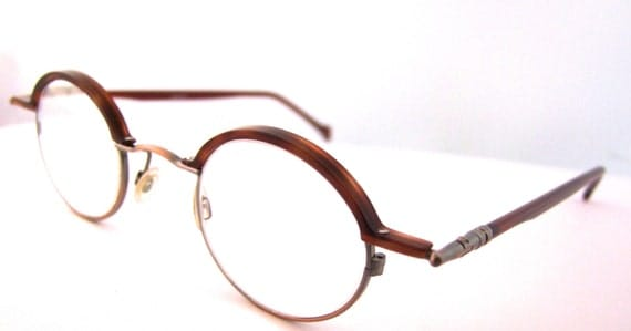 Designer Eyeglass Frames From Germany : Beautiful Vintage Mikado Eyeglasses Frames // Designer brand