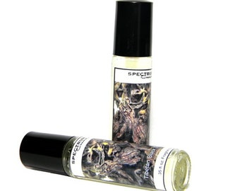 Mens Roll on Cologne TIBETAN BLACK TEA