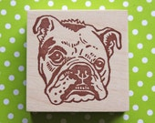 Pet portrait stamp/ Dog portrait stamp/ Dog portrait/ Dog stamp/ Return address stamp/ Any texts on rubber stamp for FREE