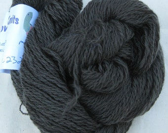 CLEARANCE Charred - Handspun yarn
