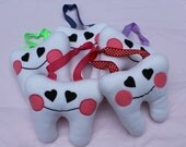 Tooth Fairy Pillows - Ribbon Hanger