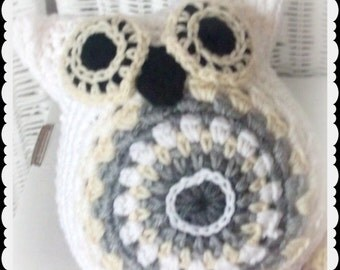 Harry Potter  Hedwig Plushie, stuffed owl, photo prop