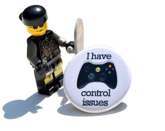 Control Issues Magnet