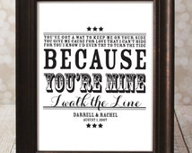 Popular Items For Country Song Lyrics On Etsy