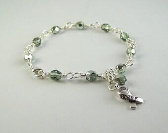 Ivemark Syndrome Awareness Bracelet