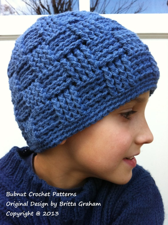 Crochet Boy Hat Patterns Boys Crochet Hat Pattern