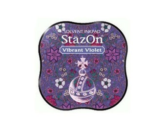 StazOn Midi Vibrant Violet
