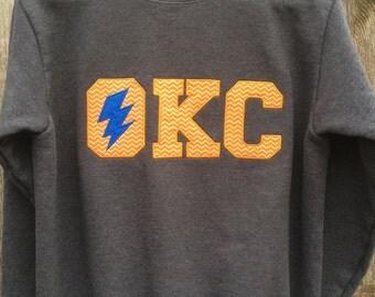 OKC Thunder Sweatshirt