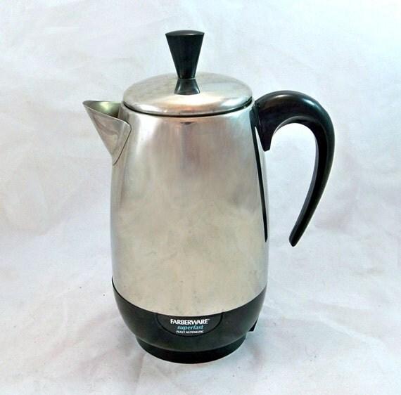 Farberware Superfast Electric Percolator Coffee by coffeetropolis