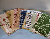 Large Sample Lot of Vintage Wallpaper