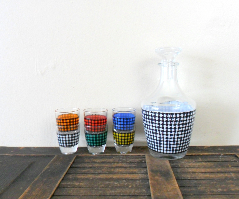 vintage 1960s verrerie cristallere d 39 arques by compostthis. Black Bedroom Furniture Sets. Home Design Ideas
