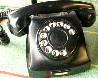 Vintage Telegrafverket Telephone