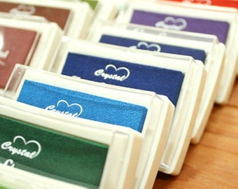 Various Craft Oil-Based Ink Pad (3 x 2.2in)