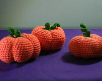 Amigurumi Pumpkin