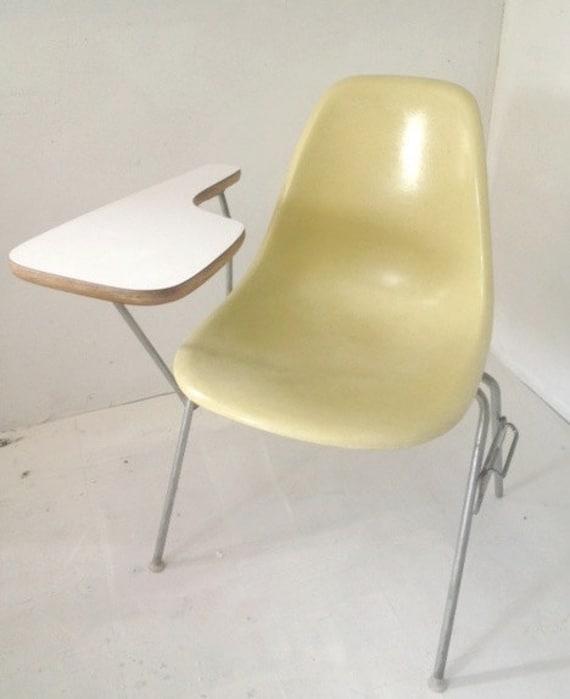 Eames Herman Miller school desk chair