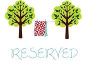 Reserved Listing for M. Rebmann