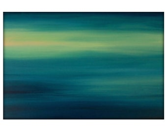 Original Large Canvas Modern/Contemporary Abstract Painting -  - 24x36 Custom Painting