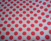 Ta Dot Lip Fabric by Michael Miller - 1 Yard