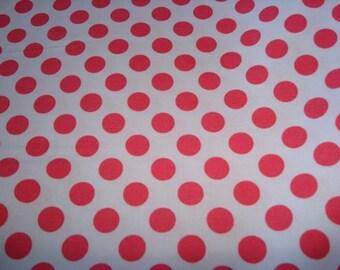 Ta Dot Lip Fabric by Michael Miller - 1 Yard