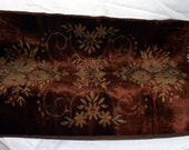 Antique Vintage Large Oriental Doll House Rug