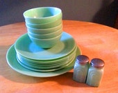 Jadeite Serving Plate. Bowls and Plates see other listing