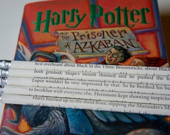 Harry Potter 3 Wrapped Pencil Set