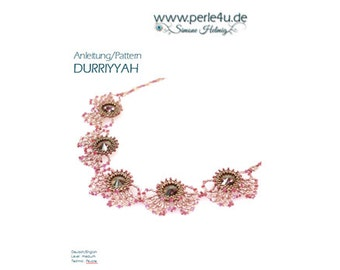 Beading pattern DURRIYYAH - PDF-Download