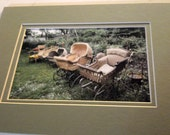 Baby Carriages Photo - Vintage Baby Buggies - 8 x 10 Photo - Baby Buggies Lined Up - Old Baby Buggies - Baby Carriages