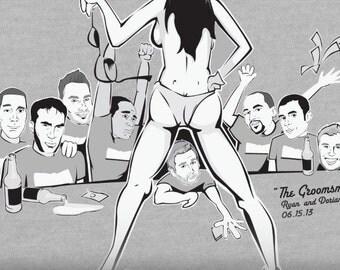 Stripper Shirt (Bachelor Party Stuff)