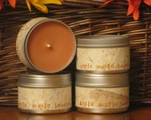 Autumn Scents 4 oz. Tins
