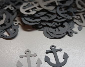 Anchor Die Cut Confetti Table Decor 200 pieces