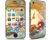 Dreamtime Mobile Phone Skin - Different phone models possible!