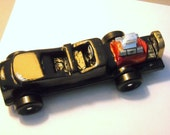 Pinewood Derby Black Beauty Car