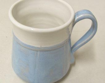 Mug Coffee Mug Stoneware Mug Tea Cup Ceramic Mug Cup Ceramic Pottery  Large Cup 12Oz. Handmade Coffee Mug Stoneware Tea Cup Turquoise