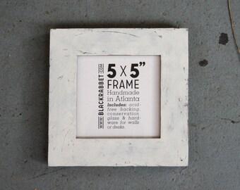 5x5 square frame etsy for 5x5 frames ikea