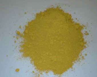 Yellow Powder Color or Dye for Concrete, Cement, Plaster, Brick, Veneer, and Grout - #115-YL - And Includes Free Shipping.
