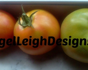 August Tomatoes kitchen or restaurant art digital download