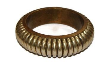 Bronze color Bangel Bracelet