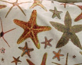 STARFISH by Design Legacy screenprint fabric