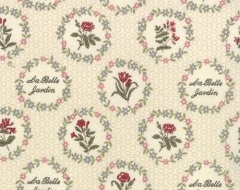 Sale Priced! - La Belle Fleur - Moda Quilting Fabric from French General