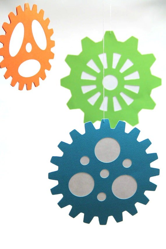 how to make anything with gears