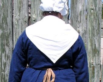Cotton Woman's Kerchief - Colonial