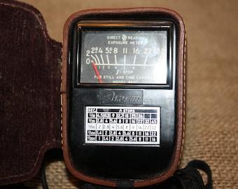 Weston Light Exposure Meter with Case- Model 853