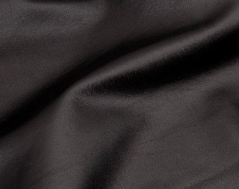 Leather-Lambskin-Small 9x13 Inches-Black-Quantity 1