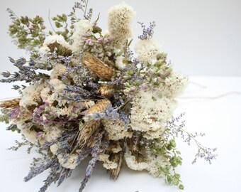 Prairie Romance Bridal Bouquet