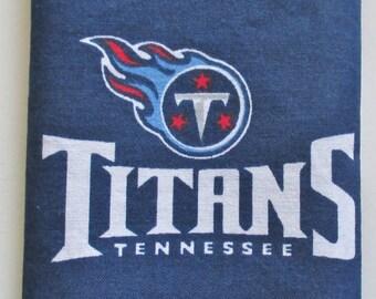 Eyeglass case - sunglasses case - glasses case - Tennessee Titans - Tennessee Titans sunglasses case - Tennessee Titans glasses case - NFL