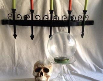 gothic wall candelabra