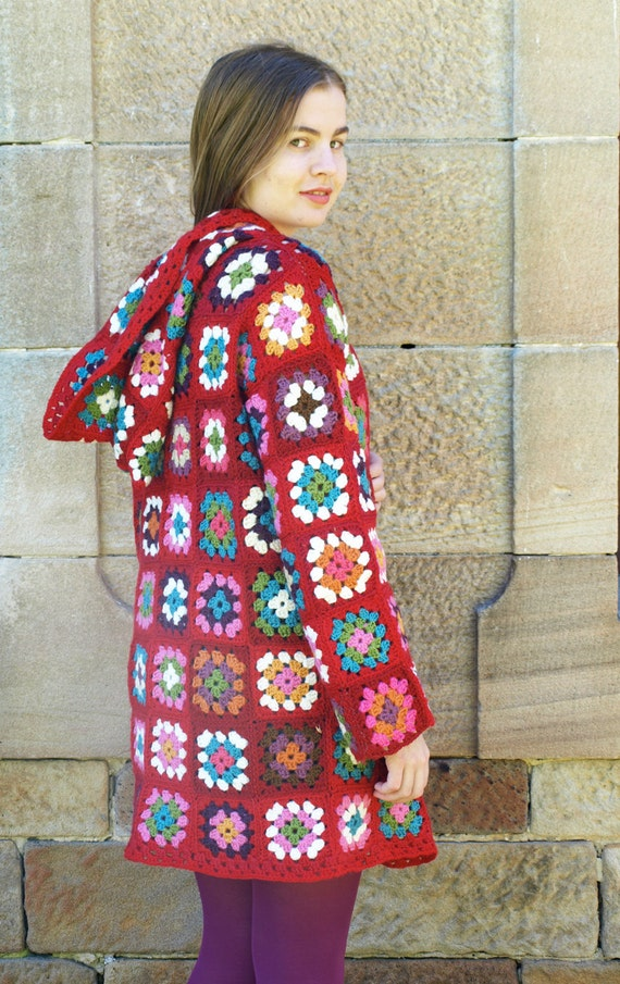 Wow 17 Cozy Crochet Coats Wordless Wednesday
