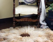 WINTER SALE (REGULAR 750) - Thick Natural Wool Felt Rug